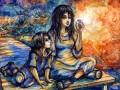 Маленький Итачи с мамой