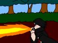Огненный луч