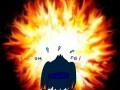 На Саске приближается огонь